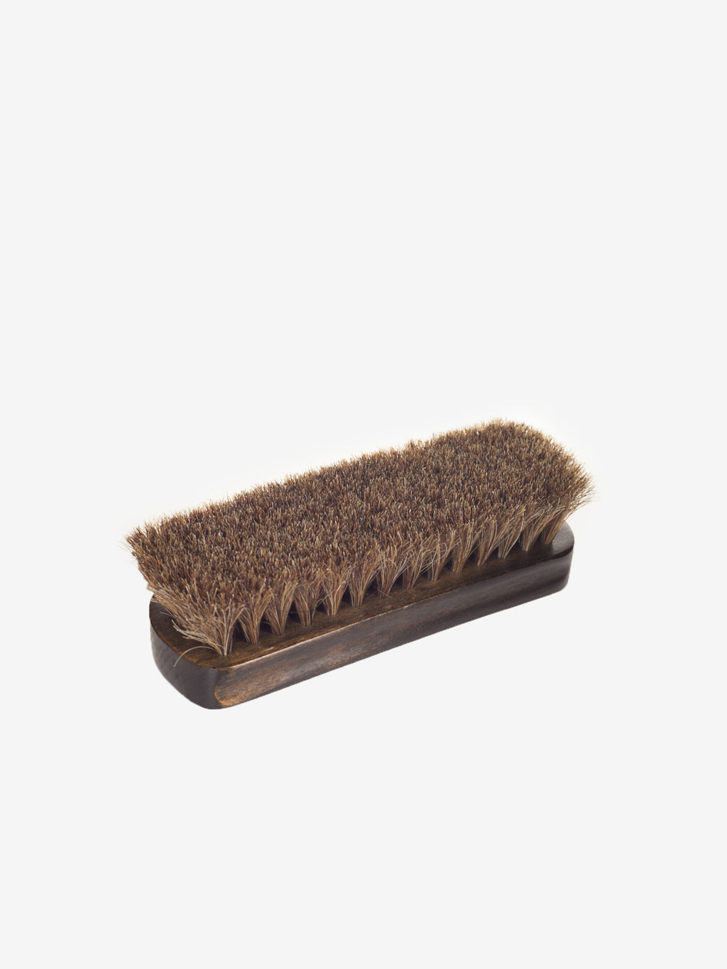 Larrie Large Horsehair Shoe Brush