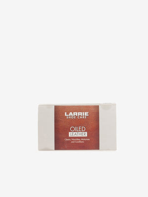 Larrie Oiled Leather Sponge