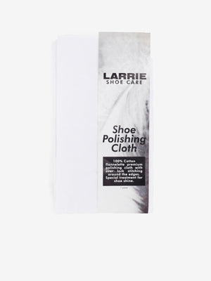 Larrie Shoe Polishing Cloth