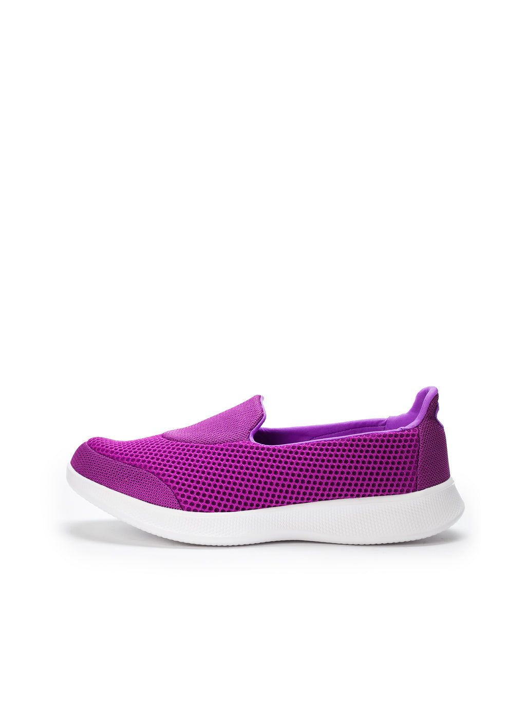 Larrie Purple Fashionable Casual Sporty Sneakers L61709-KN01SV-47-PURPLE