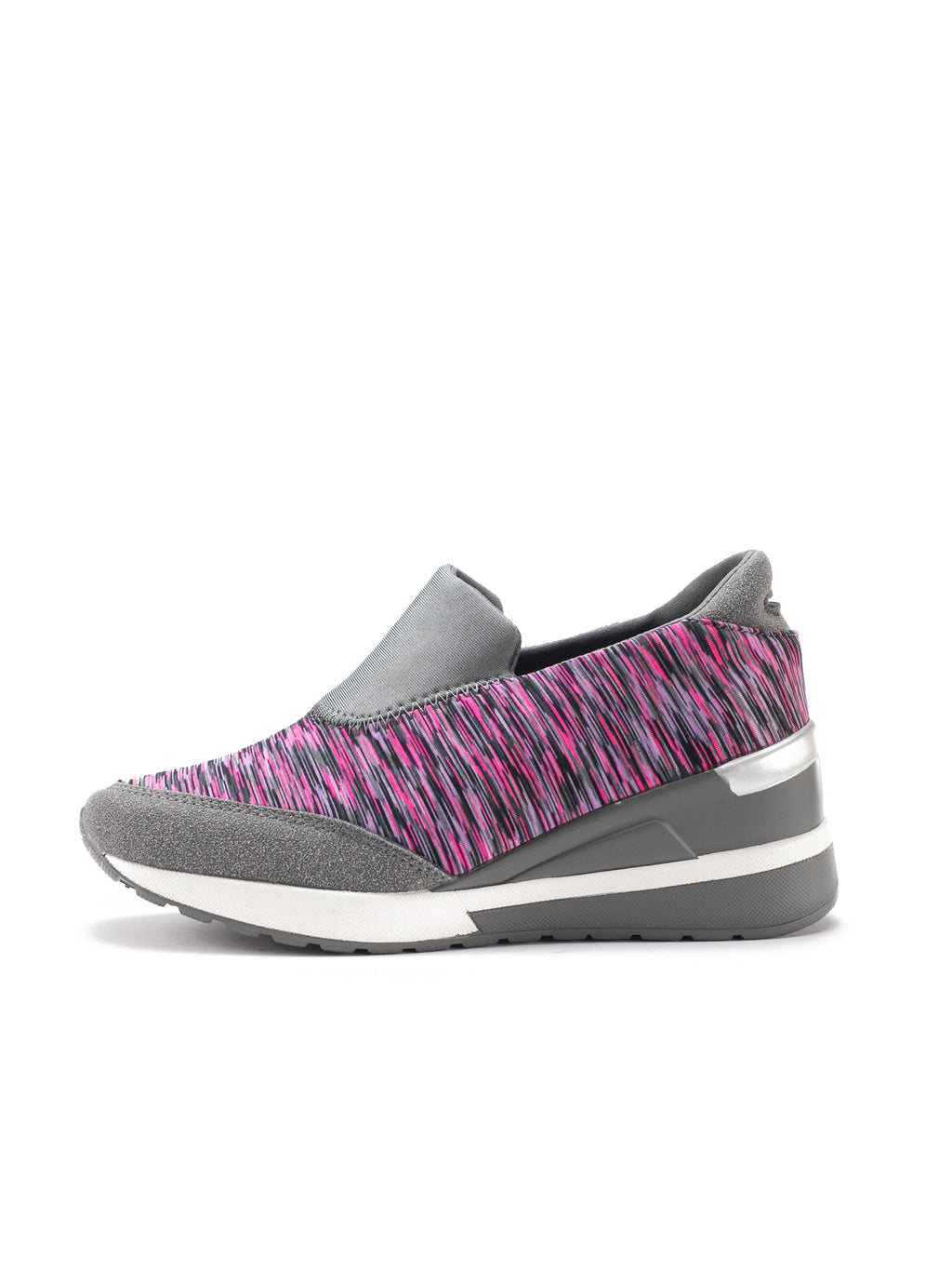 Larrie Pink Lightweight Casual Sporty Sneakers