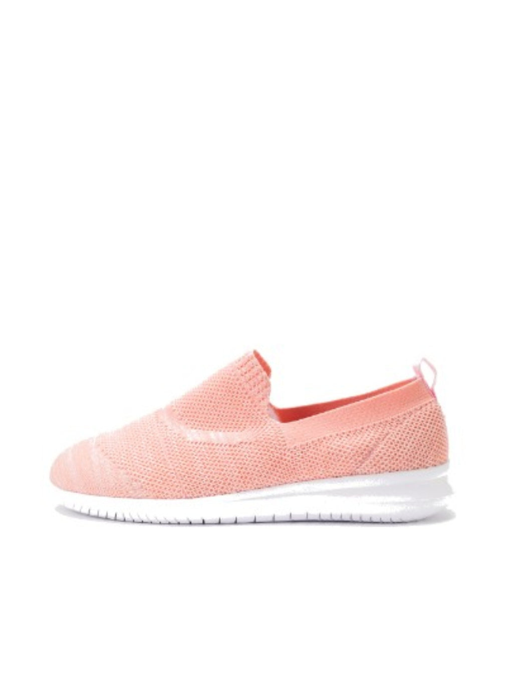 Larrie Pink Lightweight Style Sporty Sneakers