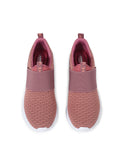 Larrie Pink Elastic Panel Comfortable Softy Sneaker