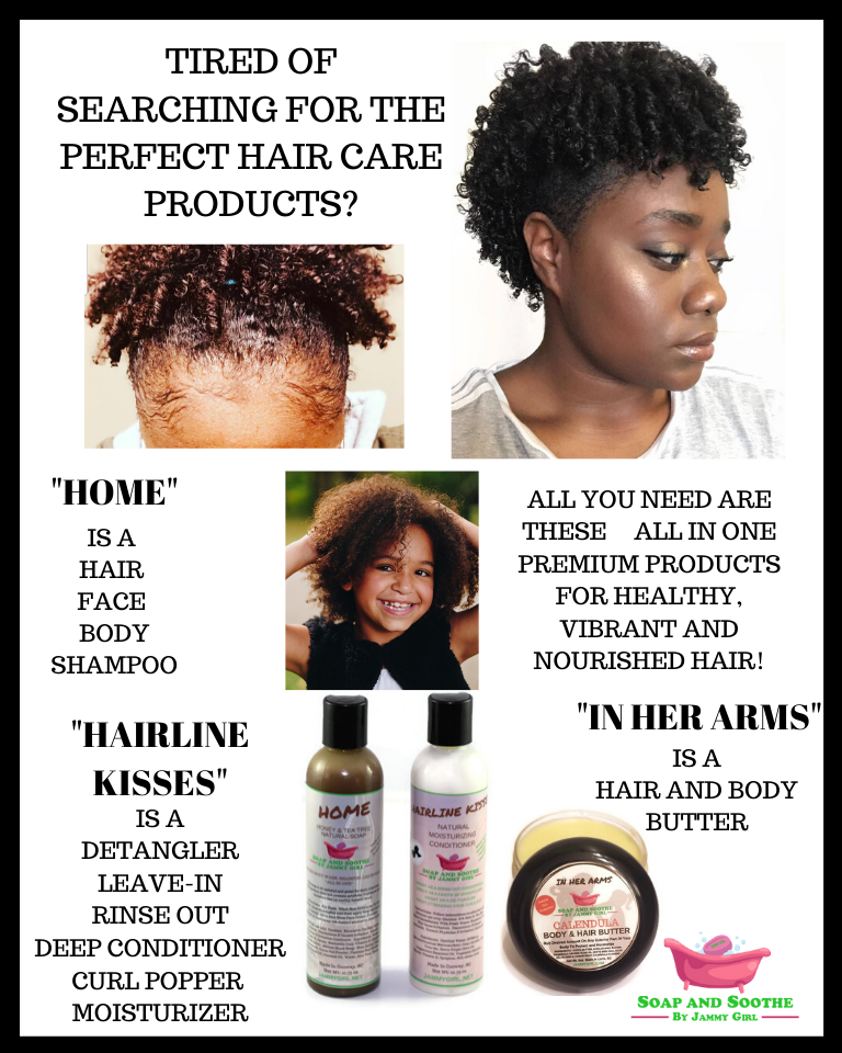 Entire Luxury Hair Care Line