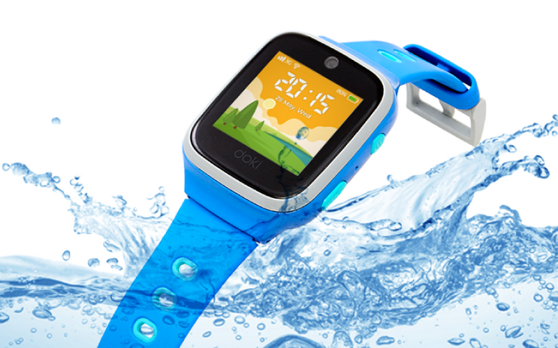 The Doki Store | dokiPal - The Best 4G LTE Smartwatch For Kids