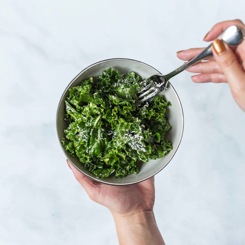 How to Make Good Stock's Kale Salad