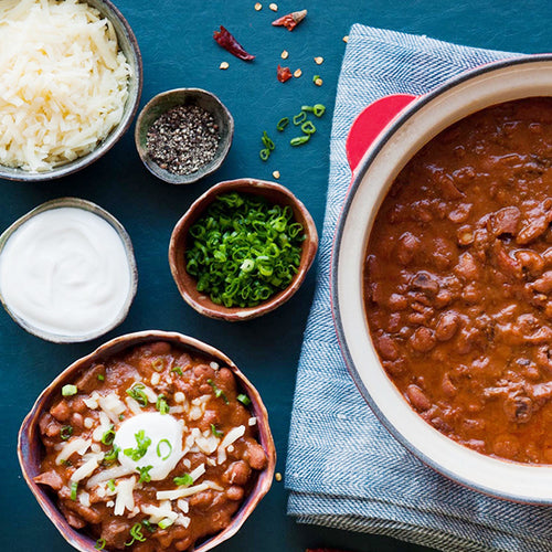 The Definitive Ranking of Chili Toppings