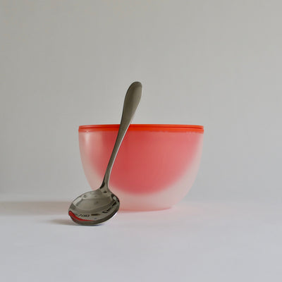 Office-Ready Soup Bowl & Spoon