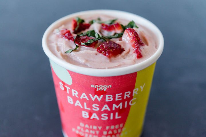 Strawberry Balsamic Basil