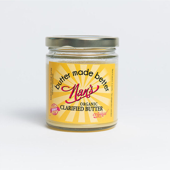 Nan's Clarified Butter - Original - Nan's Butter Factory