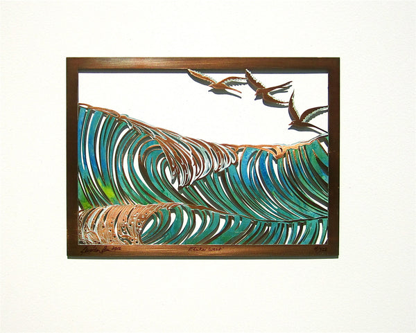 Ehukai West - Ehukai Wave Series