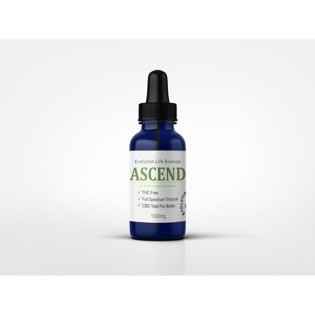 Ascend (Lemon Flavor) - Evolution Life Science