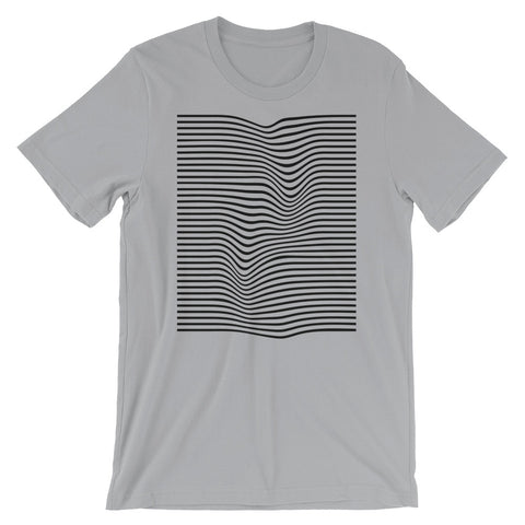 Wave Grey Unisex T-Shirt