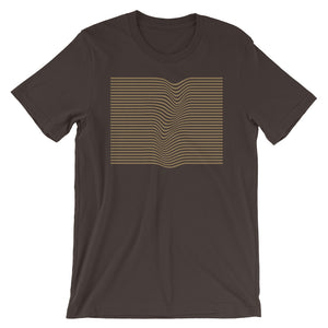 Wave Gold Unisex T-Shirt