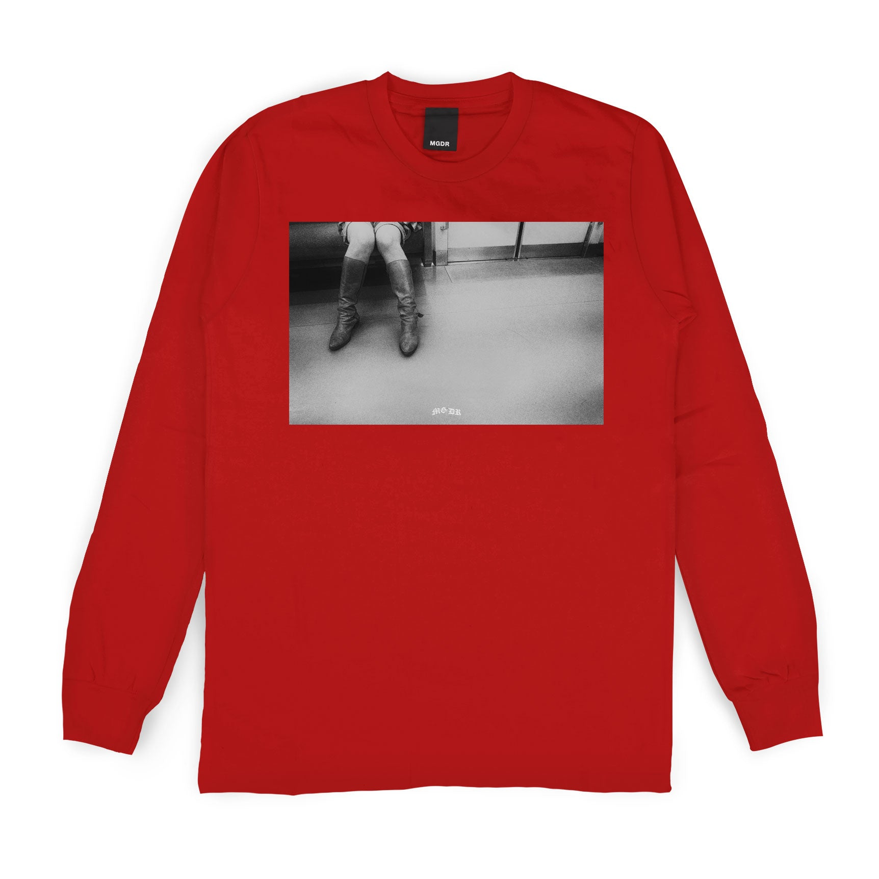 "MGDR ""The Floating"" No.1 Long Sleeve T-Shirt"