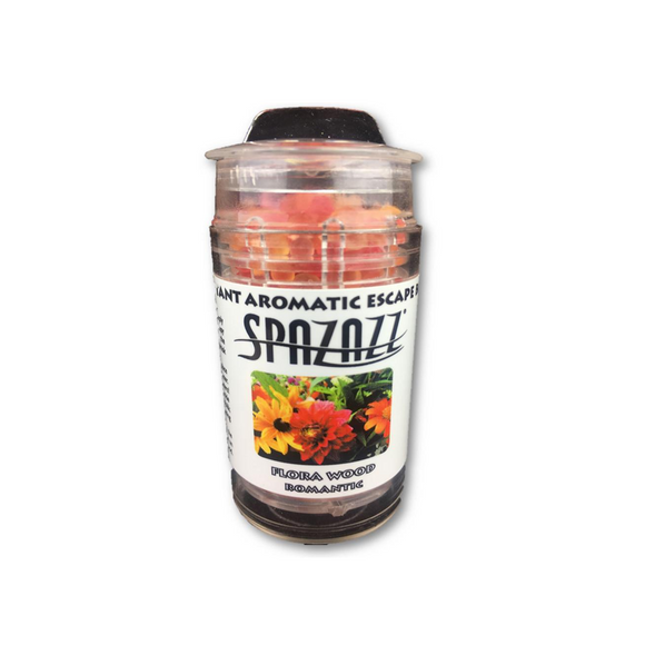 Spa Zazz Aromatherapy Beads - Flora Wood