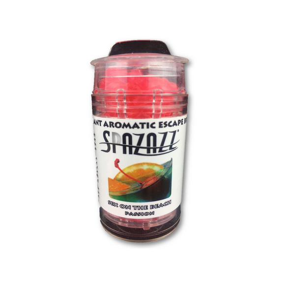 Spa Zazz Aromatherapy Beads - Sex On The Beach