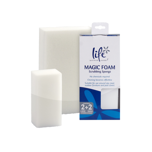 Life Spa Magic Foam