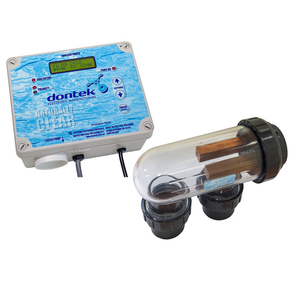 Dontek Ioniser PWP2 - Chlorine FREE Swimming Pools