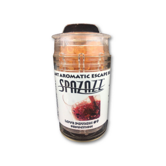 Spa Zazz Aromatherapy Beads - Love Potion