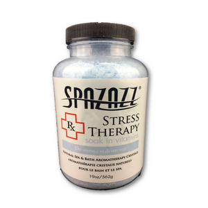 Spa Zazz Aromatherapy Crystals - Stress Therapy