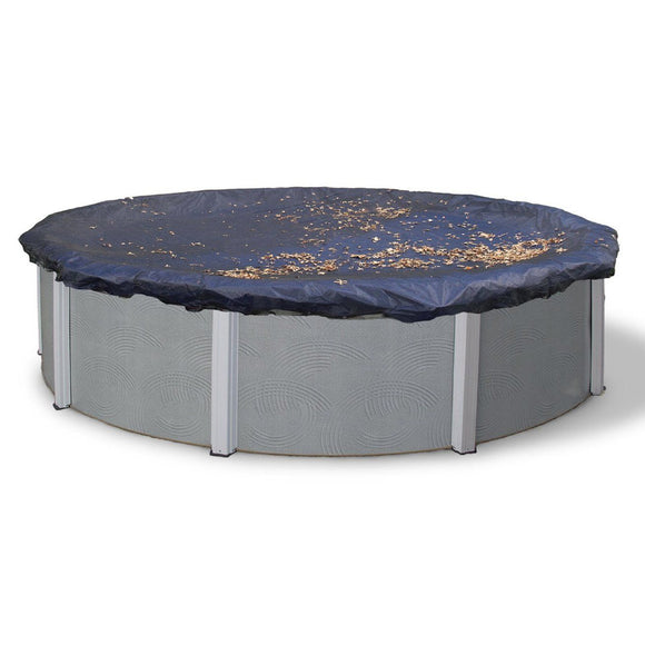 LeafStop Round Above Ground Pool Covers