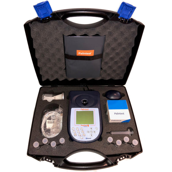 Palintest Pooltest 9 Photometer ( Includes Carry Case )