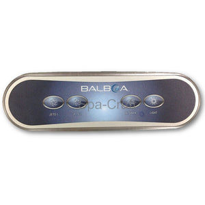 Balboa AX40 Auxiliary Touchpad and Overlay