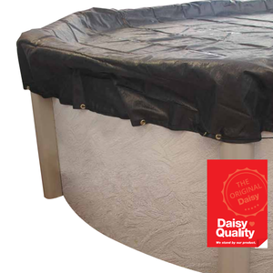 Daisy PoolKap Round Pool Protection Cover