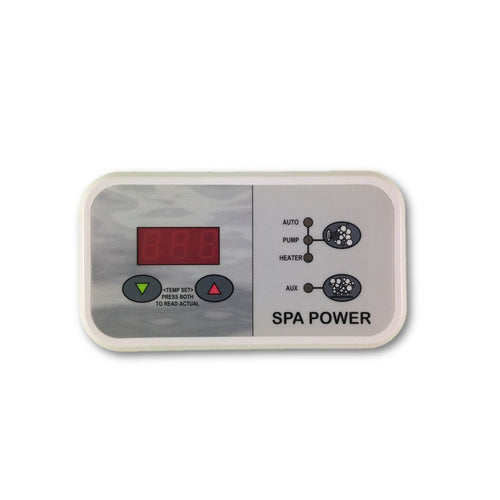 Touchpad to suit SP400/500/601 Spa Controller
