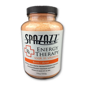 Spa Zazz Aromatherapy Crystals - Energy Therapy