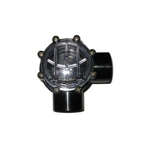 Check Valve 90° Spring loaded 40/50mm