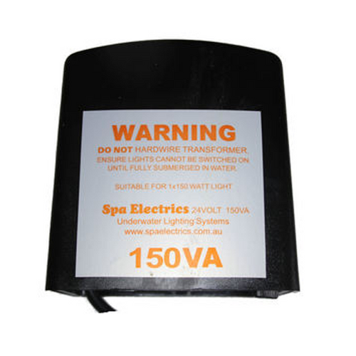 Spa Electrics 24v 150w replacement transformer
