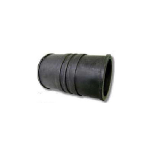 Rubber connector 40/40mm