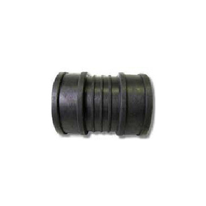 Rubber connector 50/50mm