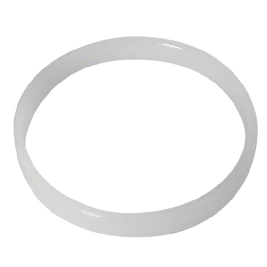 Baracuda Diaphragm Retaining Ring