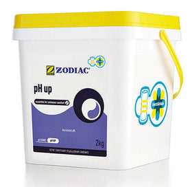 2 kg pH Increaser. Twist & Dose