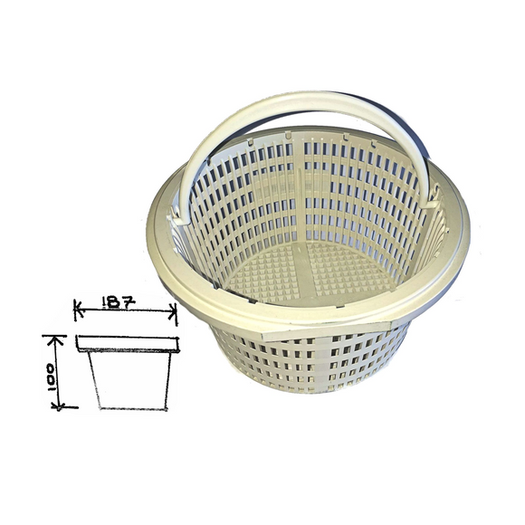 Astral Above Ground Skimmer Basket 1461