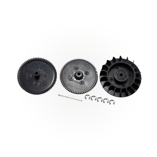Polaris drive train gear kit c/w turbine bearing 360/380