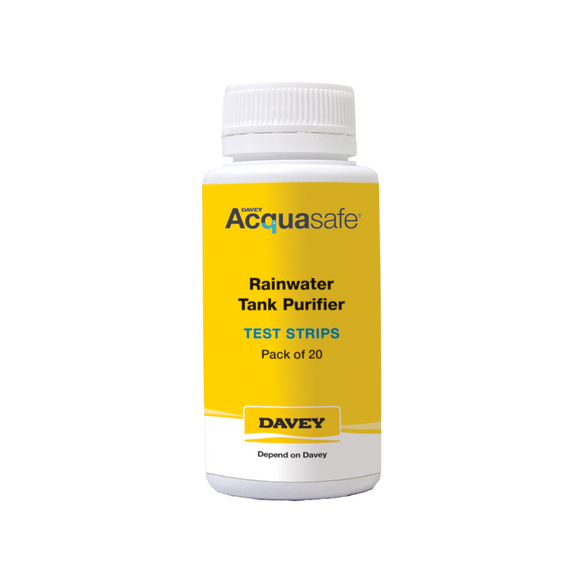 Acquasafe Test Strips