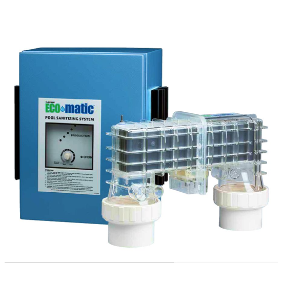 EcoMatic ESC Max Commercial Salt Chlorinators