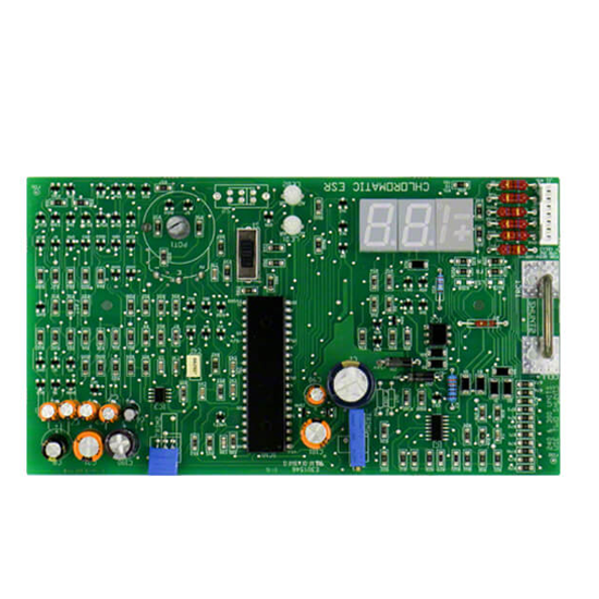 Chloromatic ESR PC Board