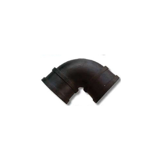 Rubber Elbow 90 deg 50mm