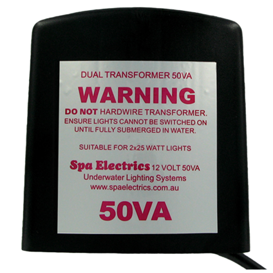 Spa Electrics 12v 50VA Transformer