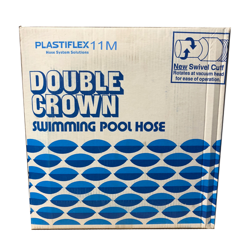 11M Double Crown Premium Grade Vacuum Hose