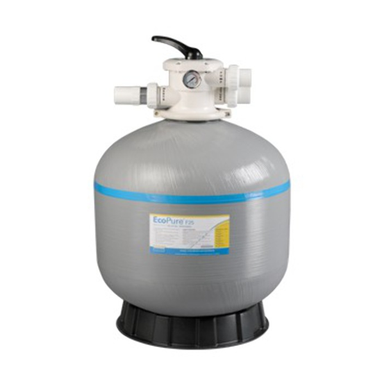 F21 EcoPure Sand Filter