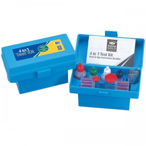 4 in 1 Pool Test kit
