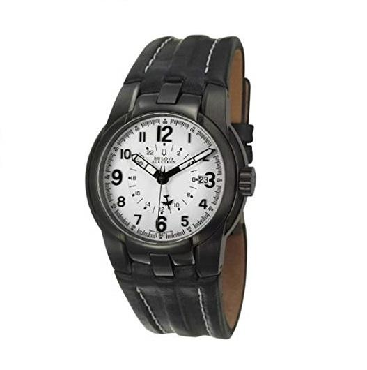 BULOVA ACCUTRON EAGLE PILOT AUTOMATIC MEN'S  WATCH