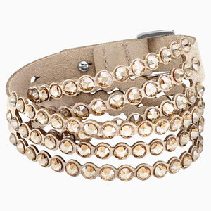 Swarovski Power Collection Bracelet, Beige