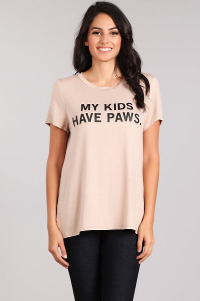 Pet Mom Graphic Tee
